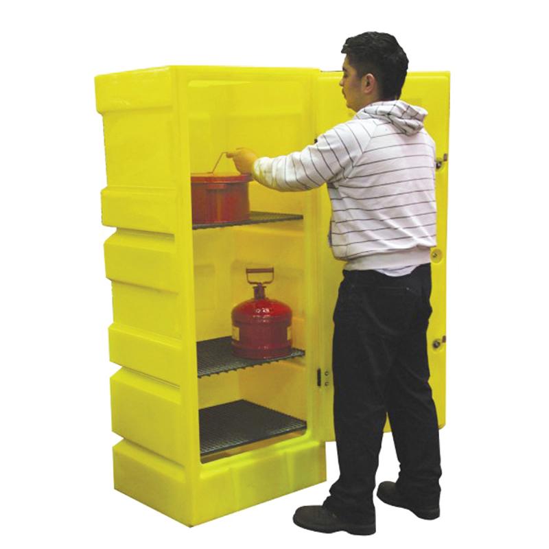 Polythene Storage Cabinet - 70 Litre