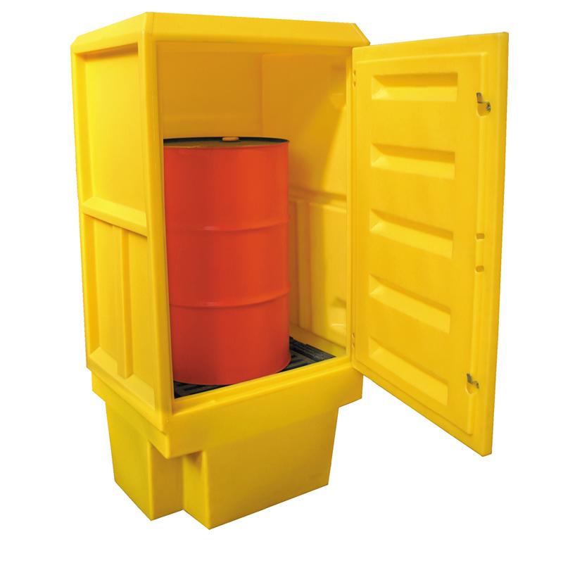 Polythene Storage Cabinet - 250 Litre