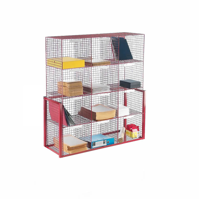 Post Sorter Only - 12 Compartments