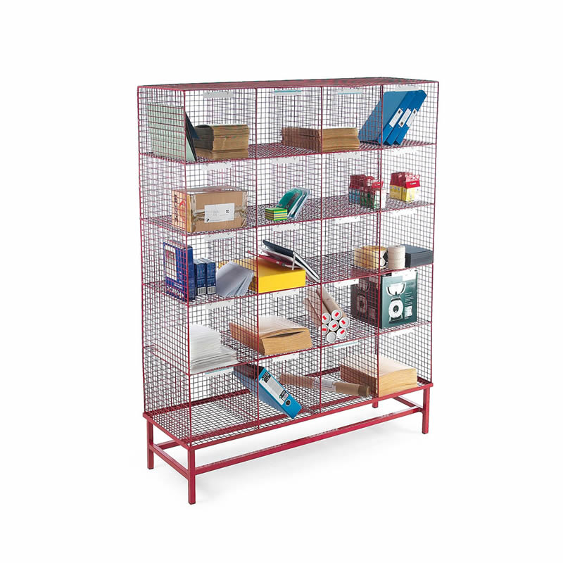 Post Sorters with 20 Compartments