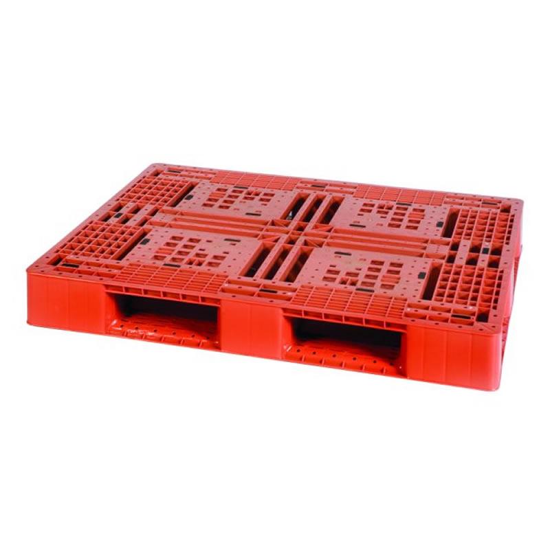 Rackable Plastic Pallet - Open Deck