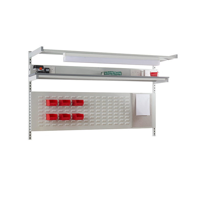 Rear Support Posts for HD, Euroslide and System Tek Workbenches