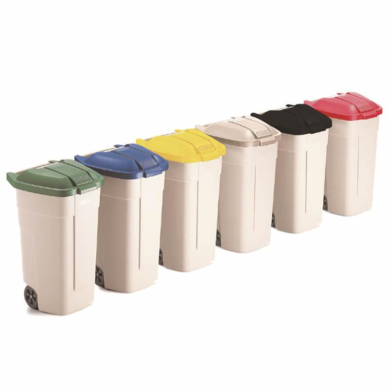 Recycling Bin - 100 Litre