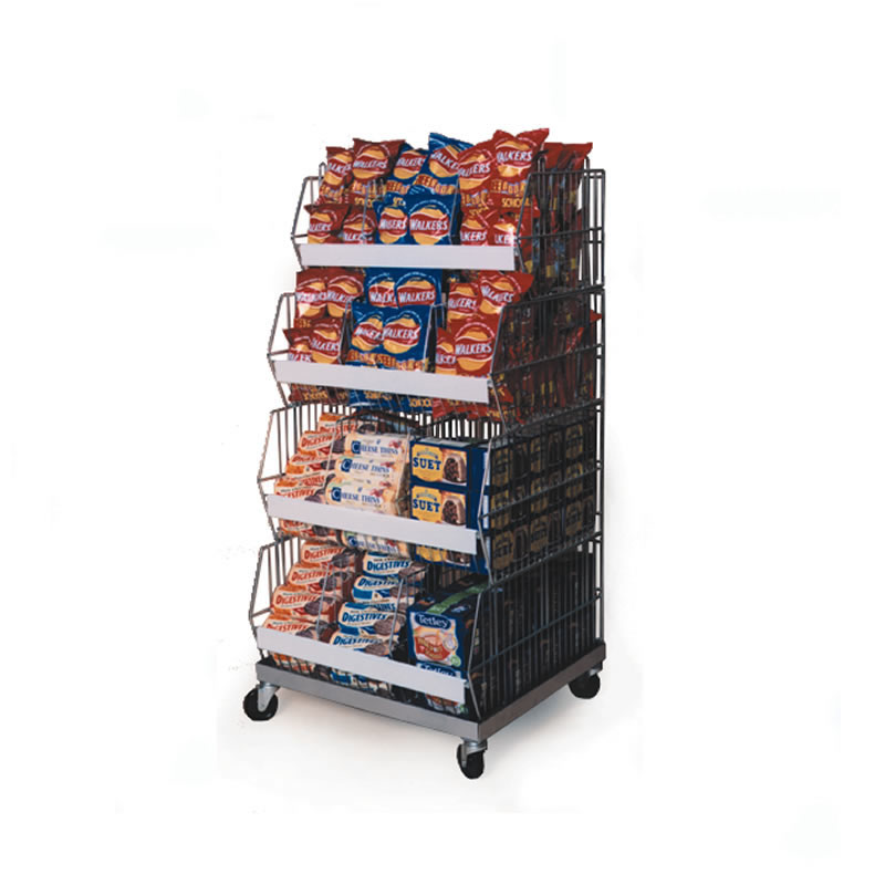 Retail Display Baskets A - 475mm Wide