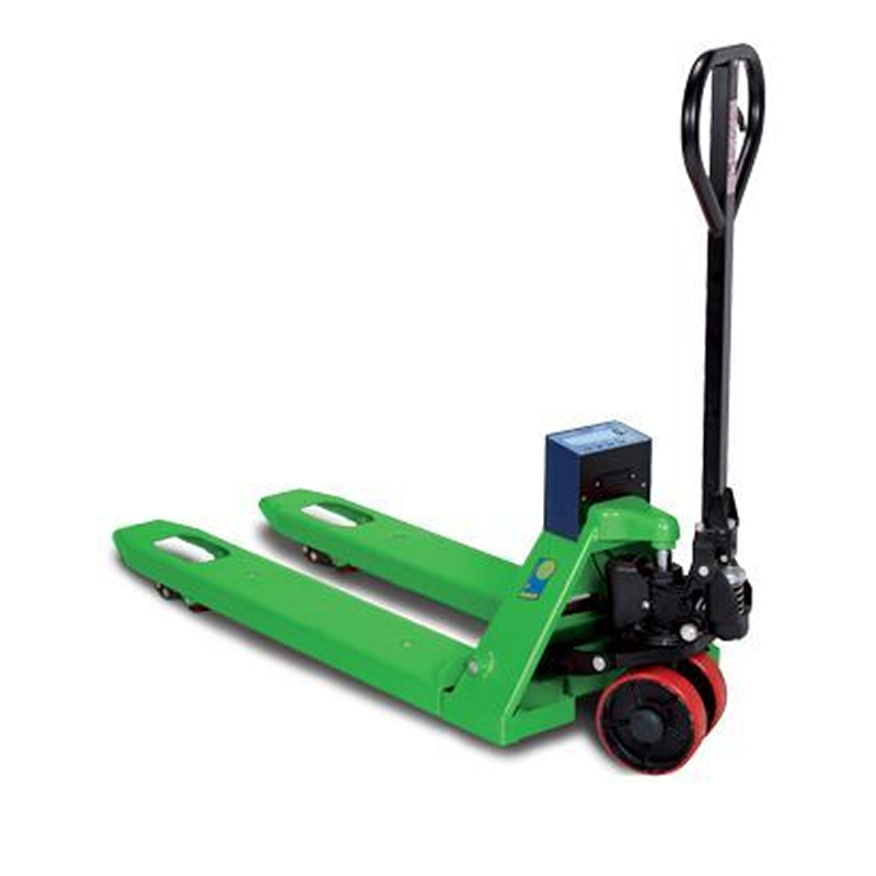 Robust Weigh Scale Pallet Truck - 1150mm x 550mm
