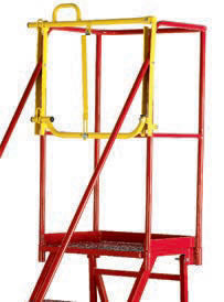 Retro-Fit Lifting Barrier to suit GS Vantage Steps - GS98