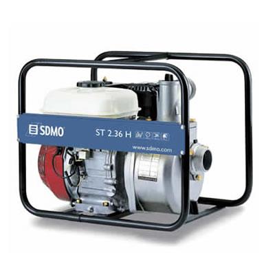 SDMO ST 2.36 50mm Water Pump with Honda Engine