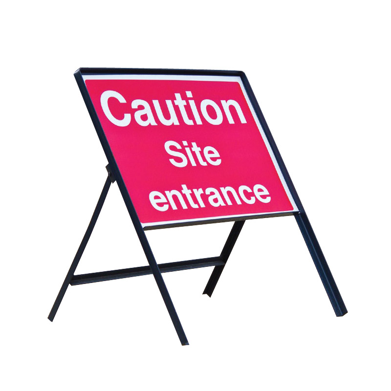 Standard Stanchion to suit 450mm x 600mm Signs