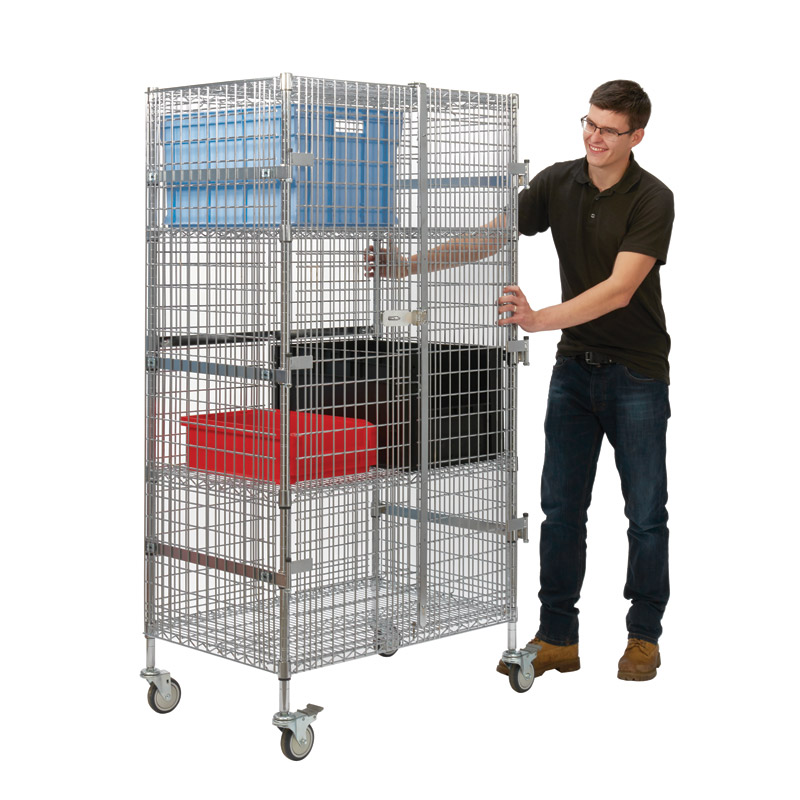 Security Trolley - Small Unit