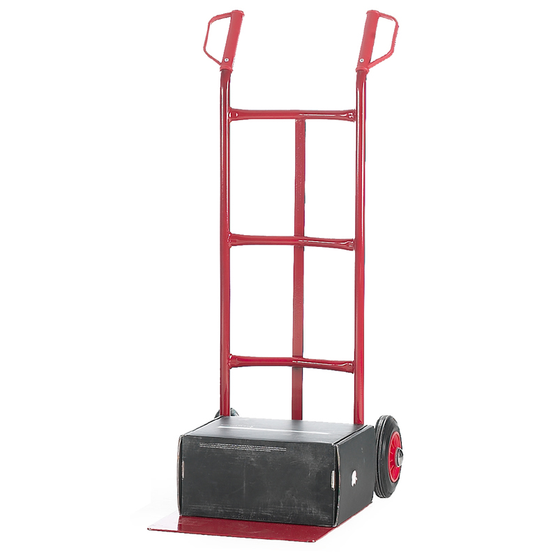 Sack and Case Truck - Large Toe Plate