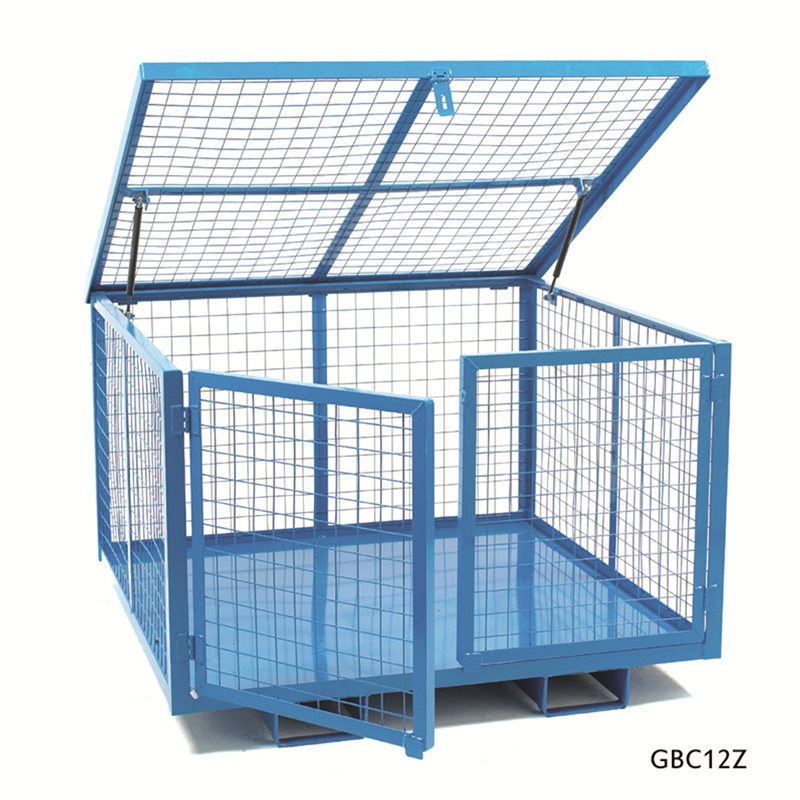 Security Cages with Lift Up Lid