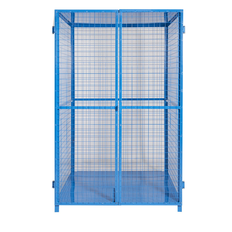 Security Cage With Roof and Base