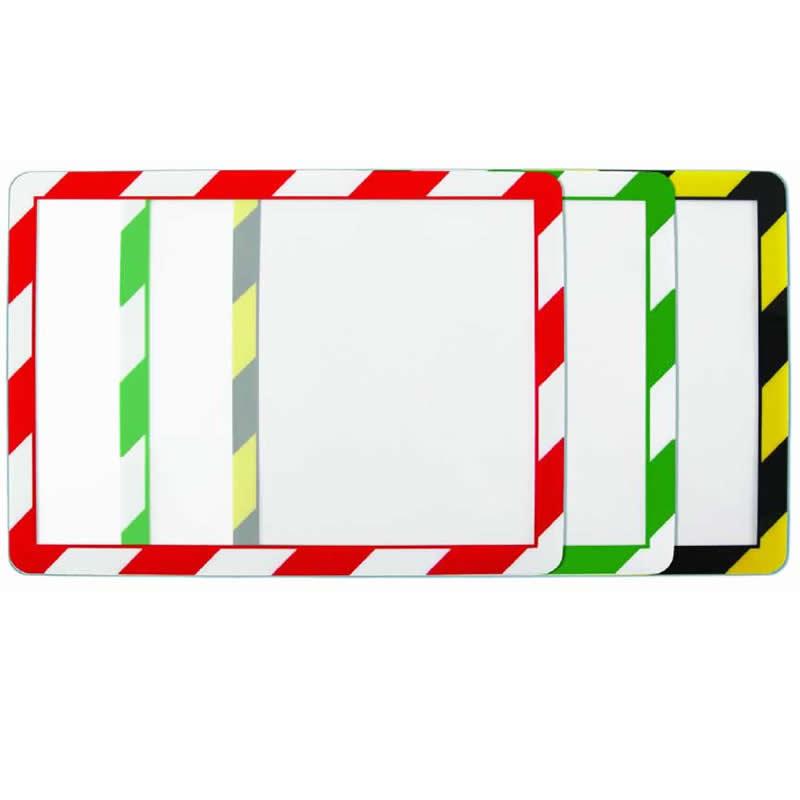 Self Adhesive Document Frames - A4 Chevron Frames - Packs of 10