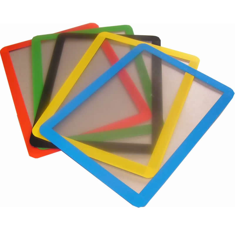 Self Adhesive Document Frames - A4 - Packs of 10