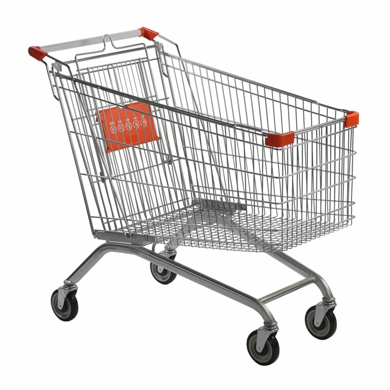 Shopping Trolley - 210 Litre