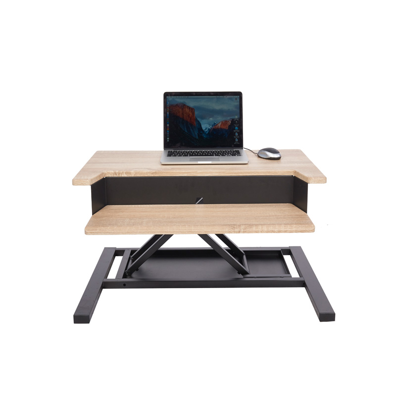 Sit and Stand Desk Converter
