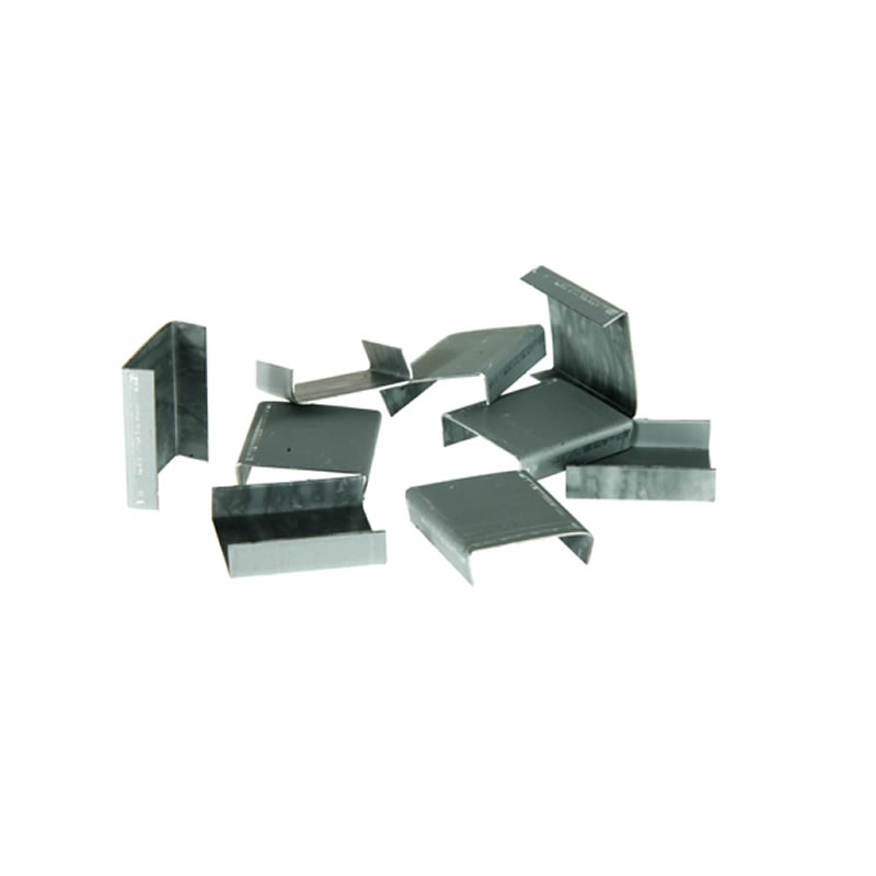Snap-On Seals for Steel Strapping