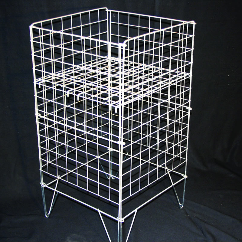 Dump Basket - Square - 400mm x 400mm