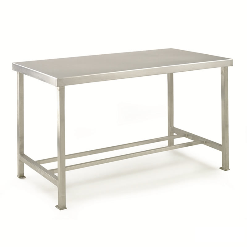 Stainless Steel Preparation Bench - 1500mm