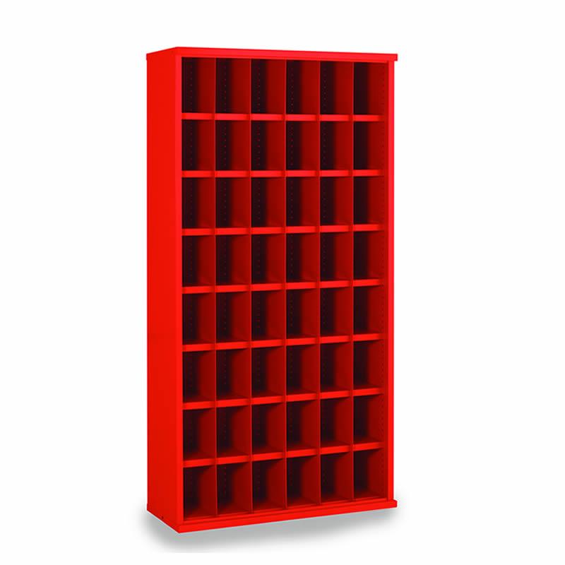 Steel Bin Cabinets - 48 Bins - Bin Size: 220mm x 148mm