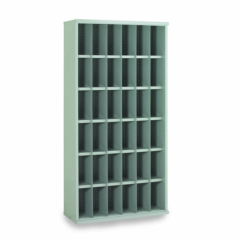 Steel Bin Cabinets - 36 Bins - Bin Size: 293mm x 148mm