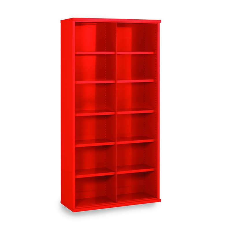 Steel Bin Cabinets - 12 Bins - Bin Size: 293mm x 445mm