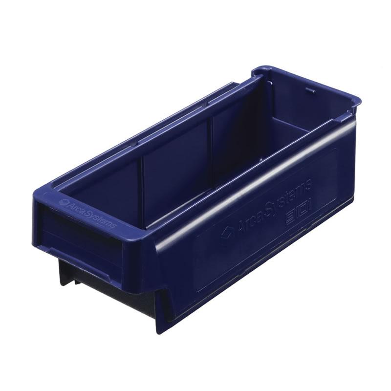 Storage Trays - Blue - 100mm(h) x 115mm(w)