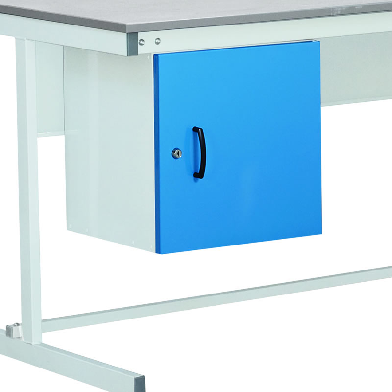 Storage Cupboard for Cantilever Workbenches