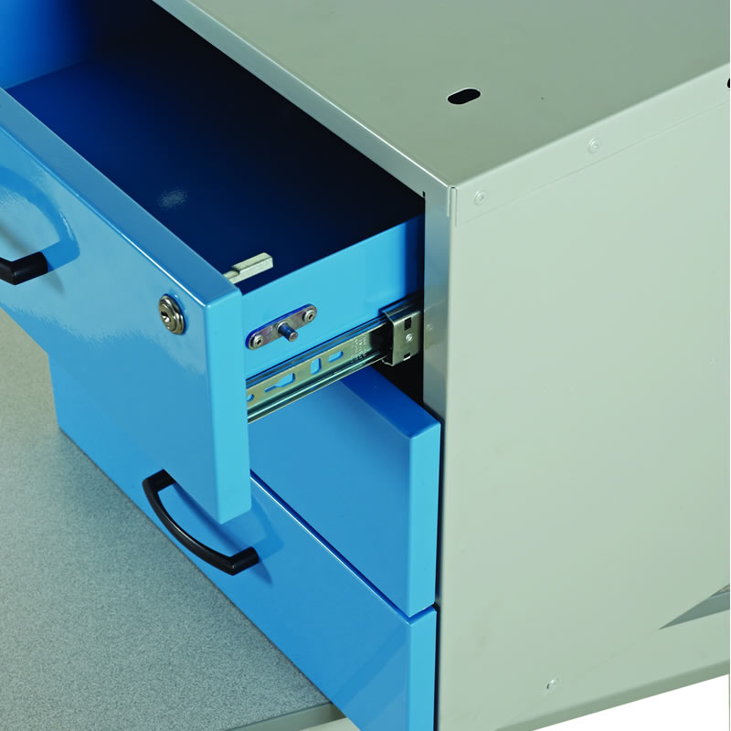 Single Drawer for Cantilever Workbenches