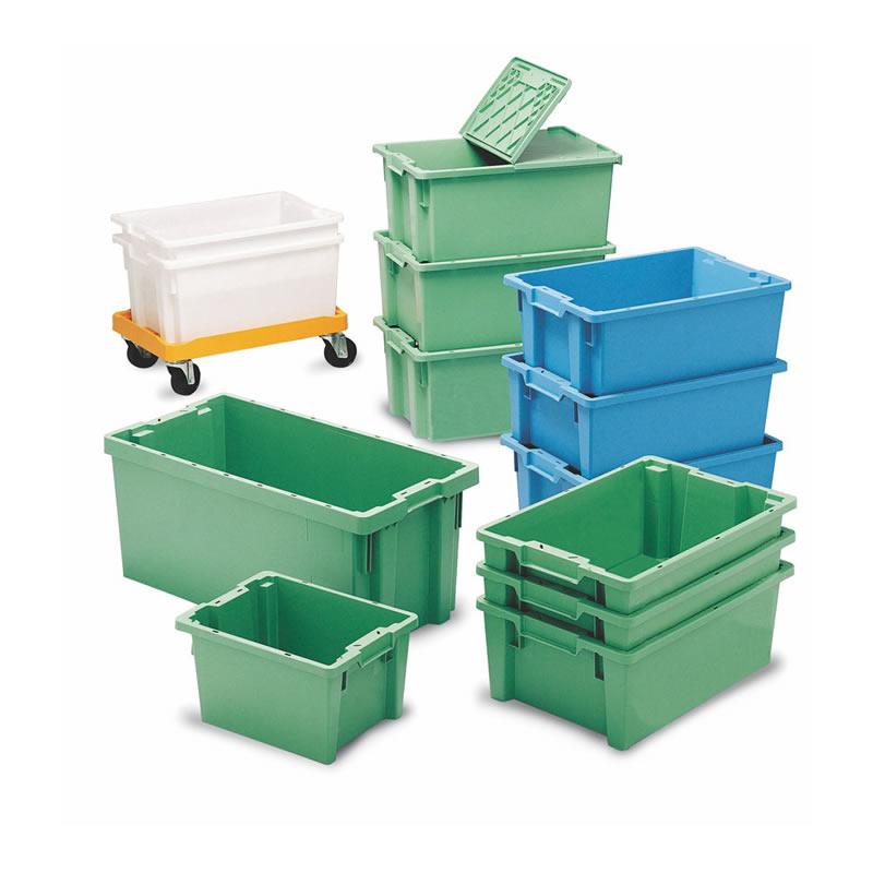 Tellus Stack Nest Container - 270 x 400 x 600