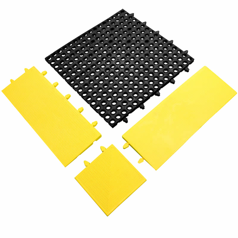Tough Deck Tiles