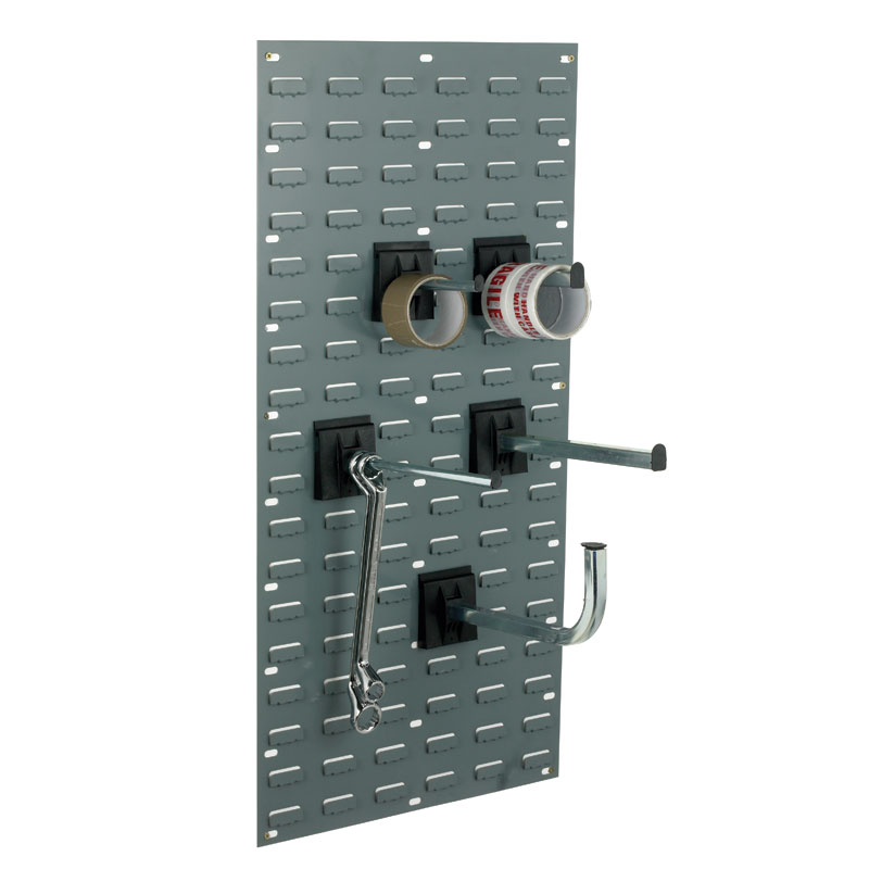 Louvred Panel Square and Round Tube Spigots - Packs of 10