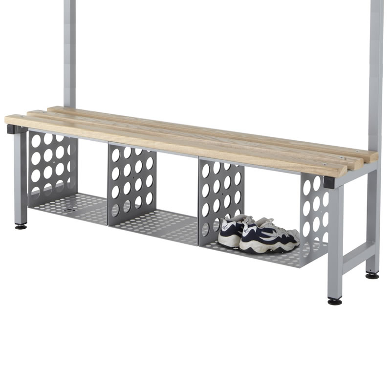 Under Bench Basket - Single Sided - 1500mm