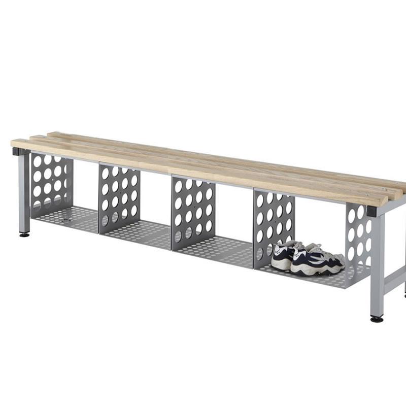 Under Bench Basket - Single Sided - 2000mm