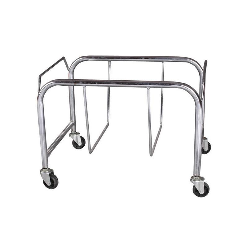 Universal Plinth for Shopping Baskets