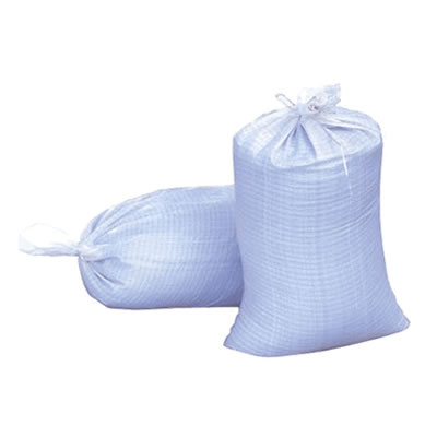 White Poly Sandbags