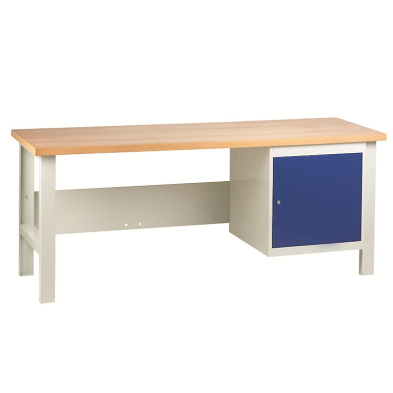 Workbenches with Cupboard