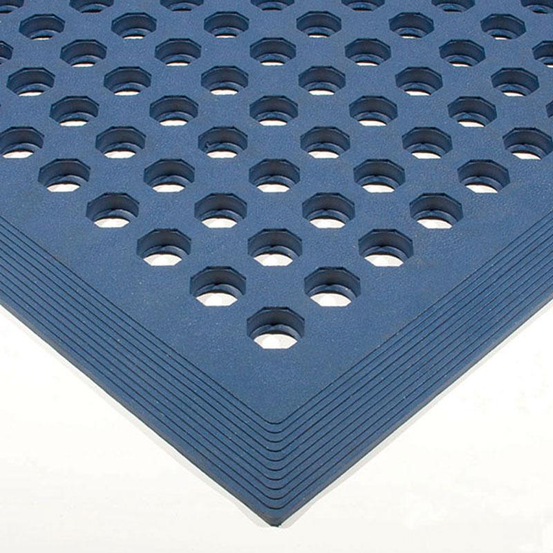 Worksafe Oil Resistant Mat - Blue