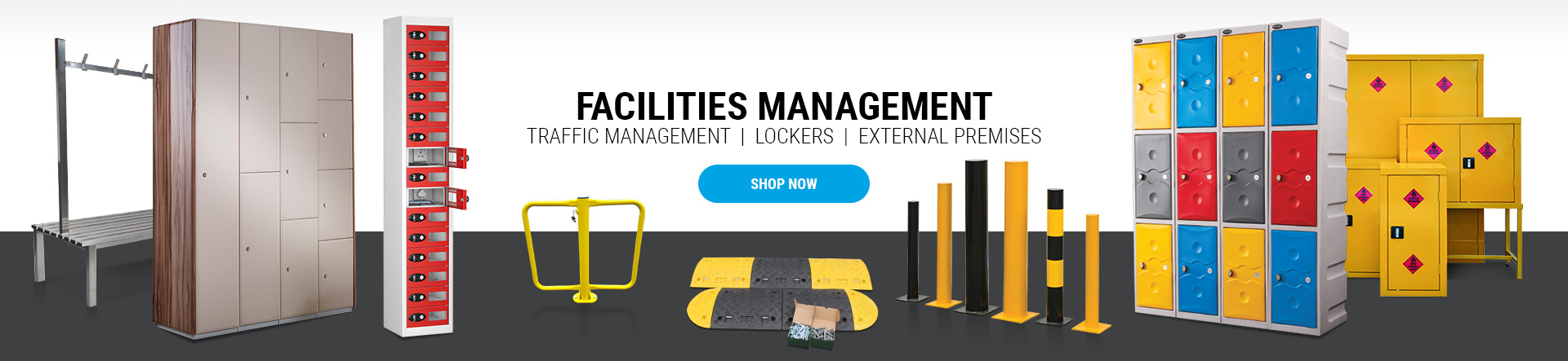 Facilities Management Splash