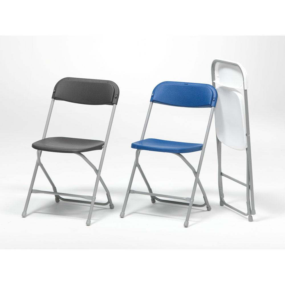 Stabil Folding Chair - Blue