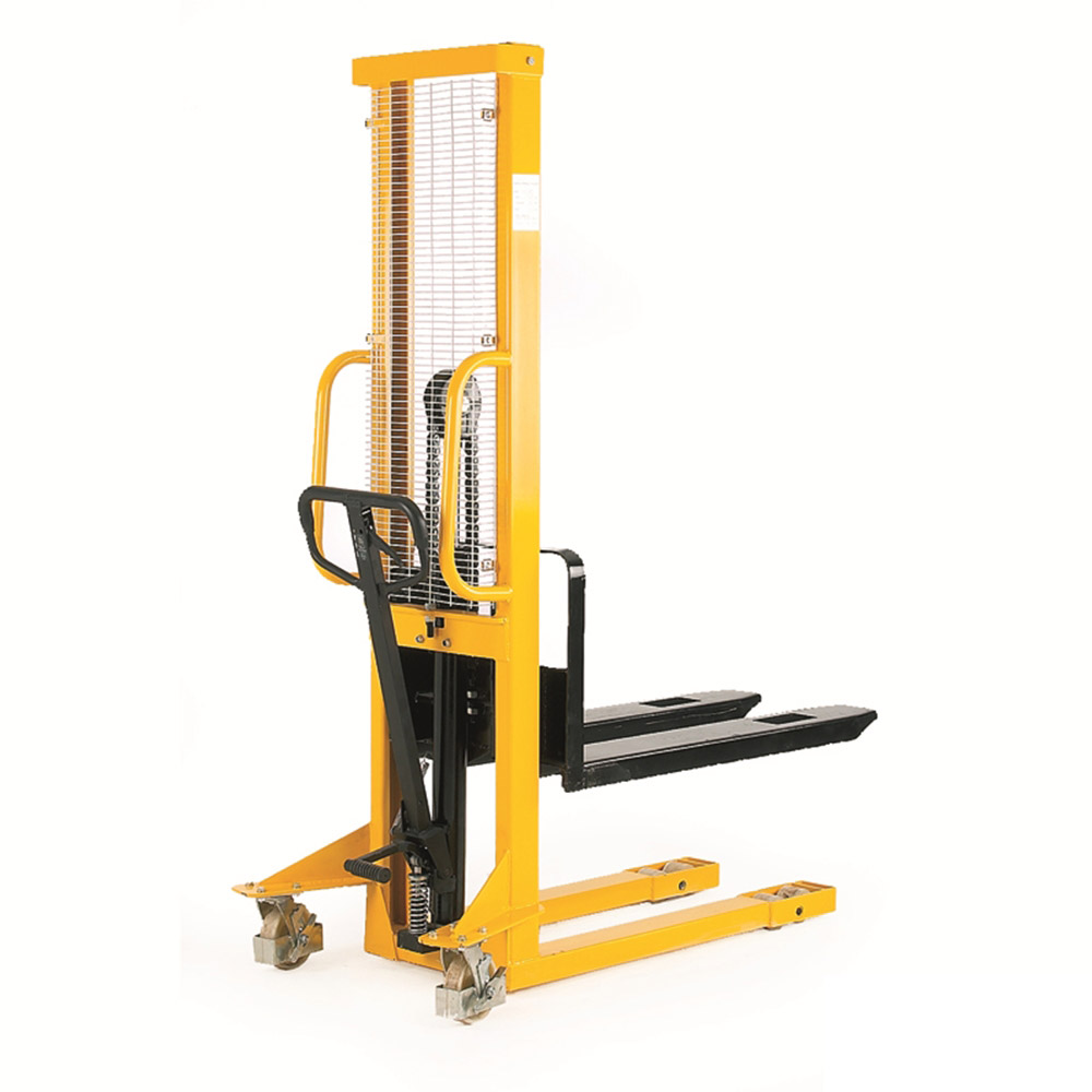 Stacker - 1600mm Lift Height - Fixed Forks