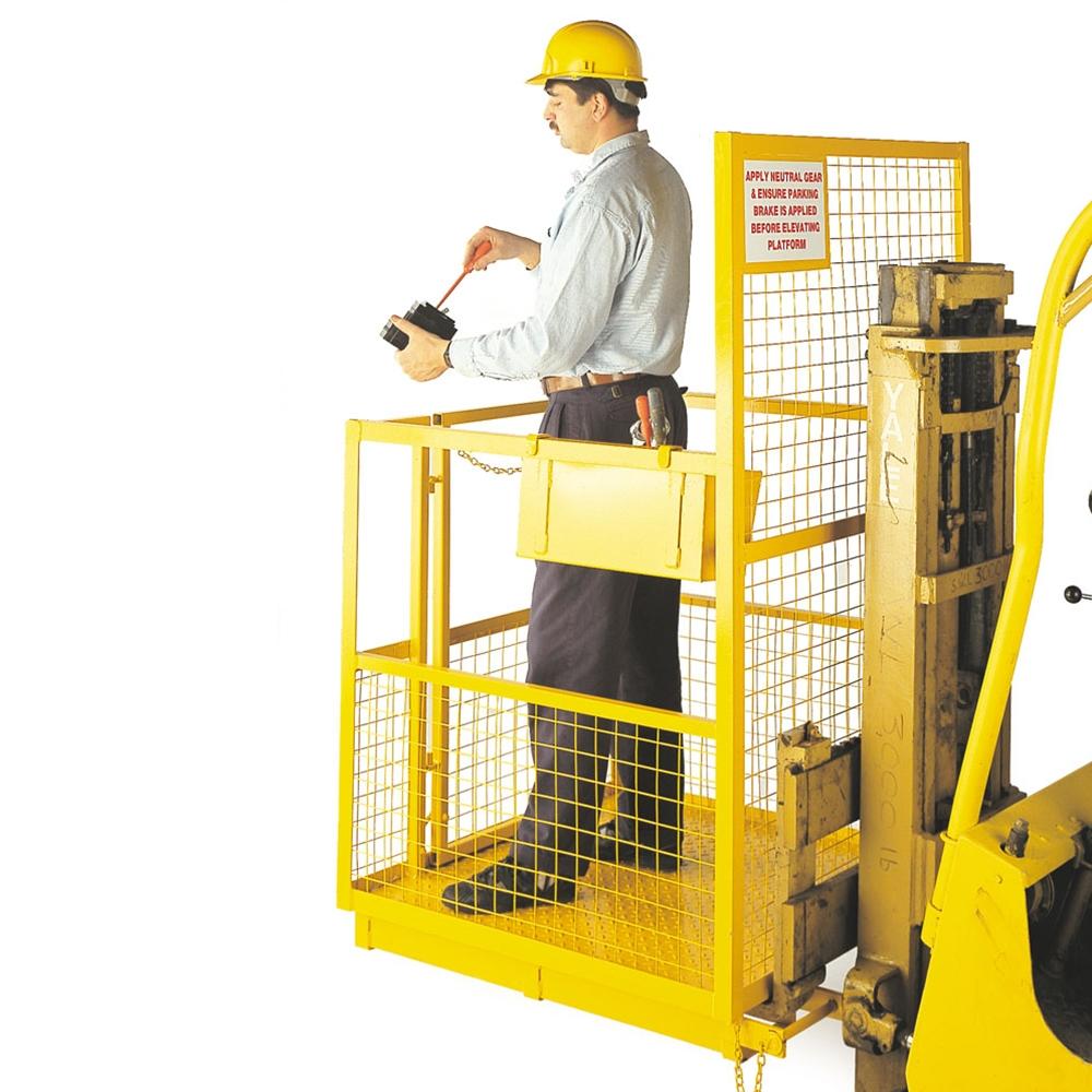Standard Forklift Safety Cages