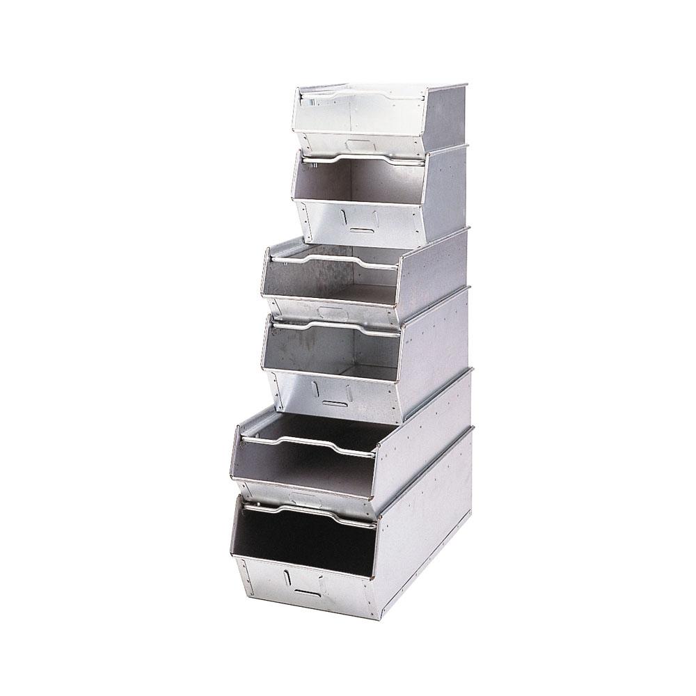 Steel Storage Bins