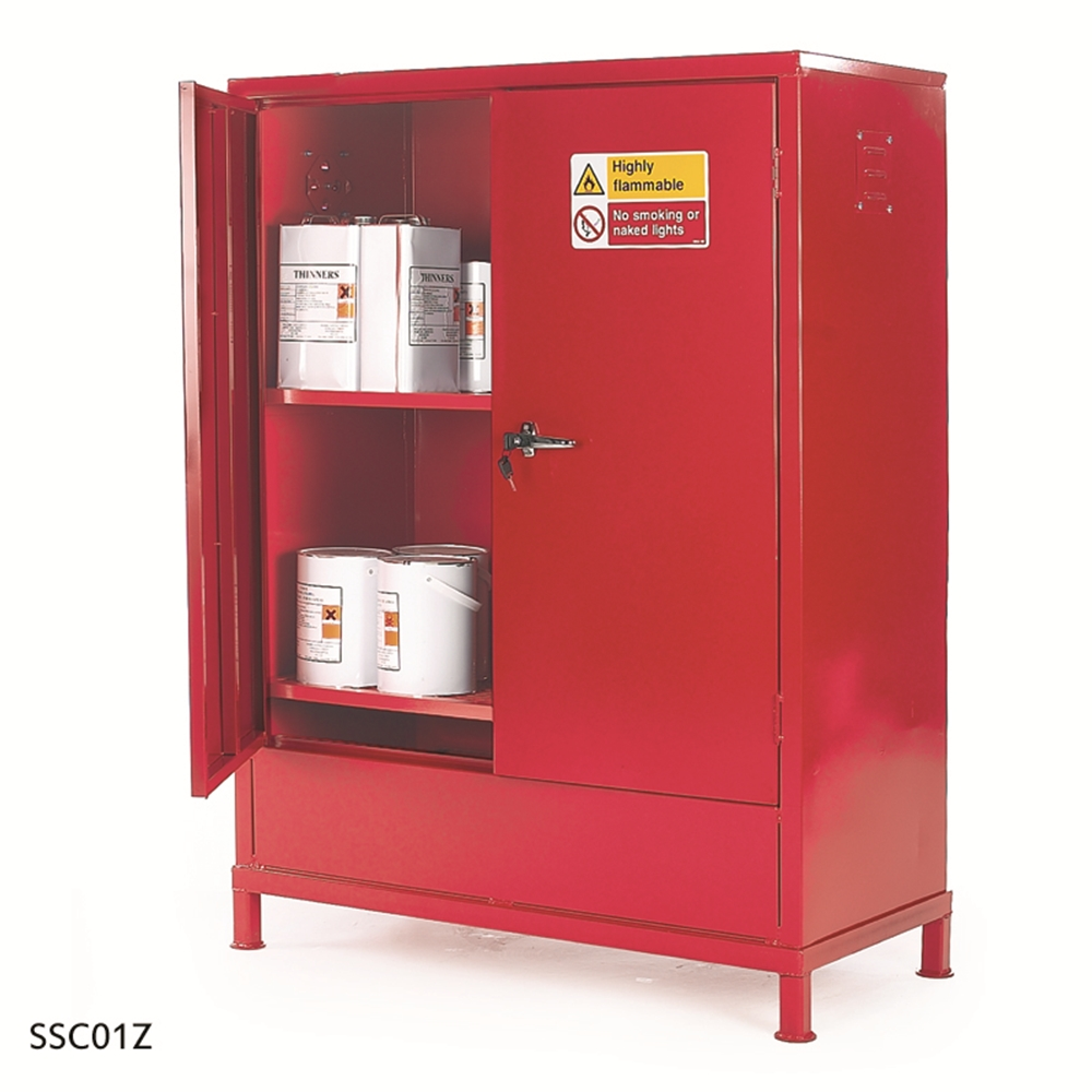 Security Storage Cabinet