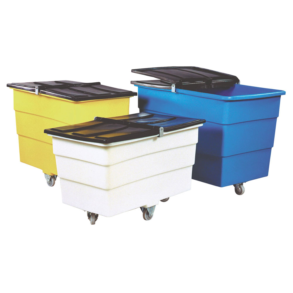 Tidy Container Trucks with Lids