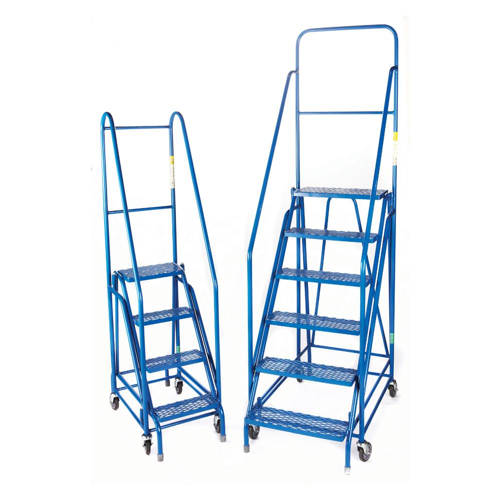Standard Duplex Steps - Expanded Steel Treads