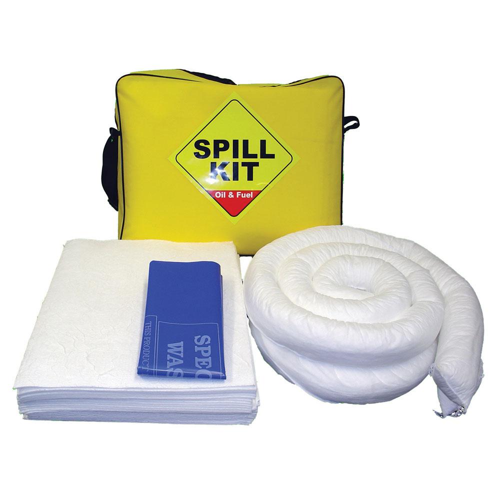 Shoulder Bag Spill Kit - Oil & Fuel - 50 Litre