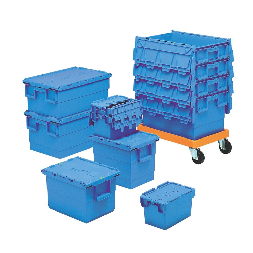 Premium Attached Lid Container - 21 Litre