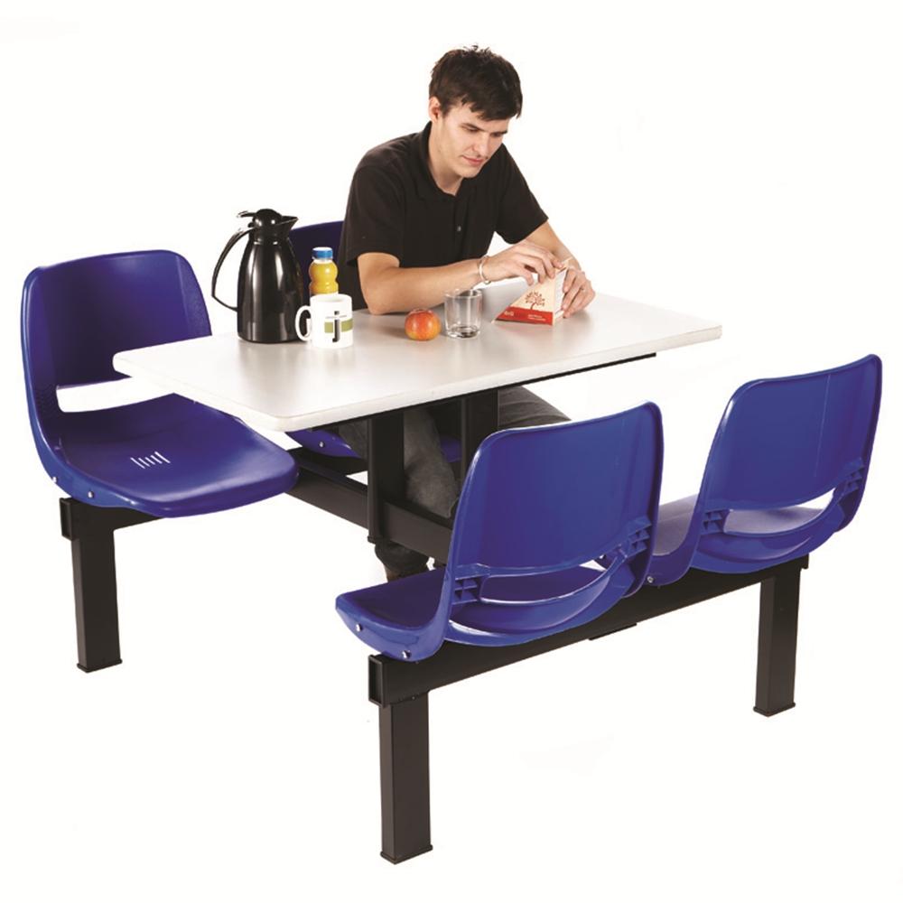 Canteen Tables - Peninsula Units - Access 1 Way