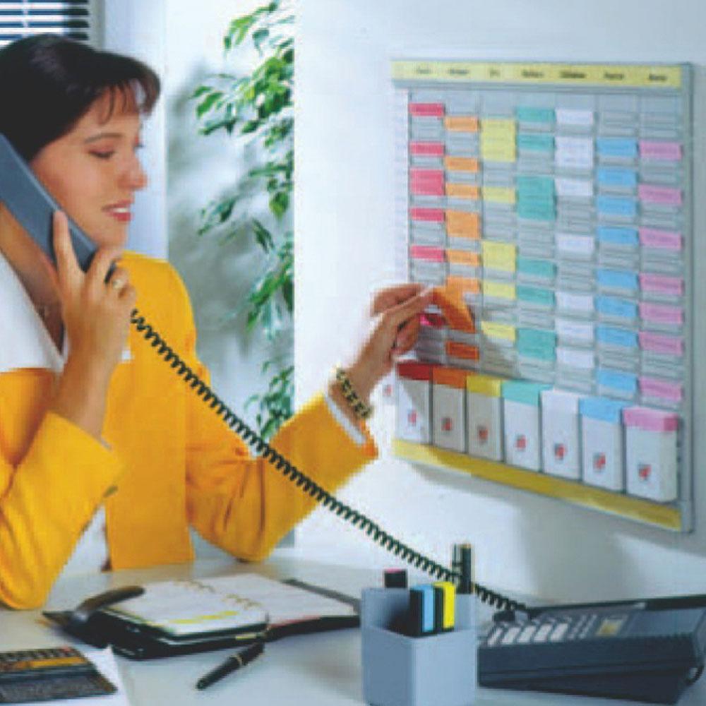 Office Planner T-Card Kit